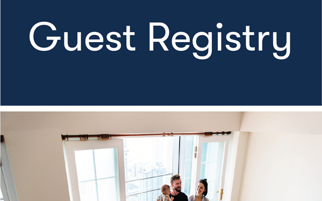 Open House Guest Registry